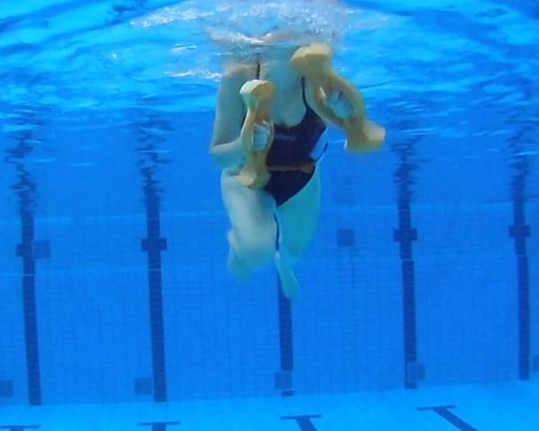 Aqua HIIT – schnell und effektiv mit Spaßfaktor