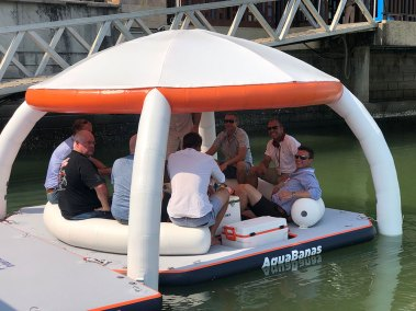 Waterfront Venues for party