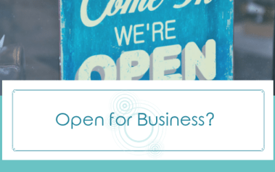 Open for Business?