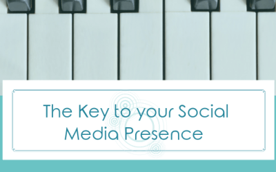 The key to your social media presence