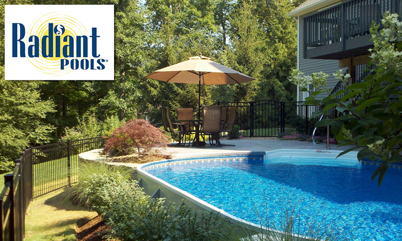 Radiant above ground pools by aquacraft danvers ma