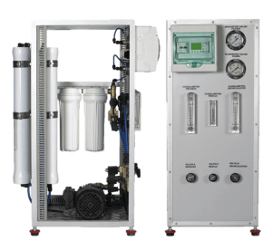 Equipo de Osmosis Industrial Tipo 4