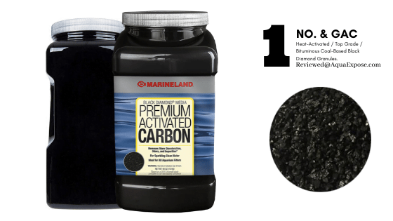 Marinland Black Diamond Media Premium Activated Carbon Review