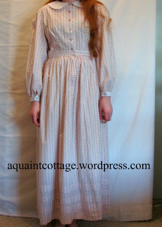 Old Fashioned Dresses I Ve Sewn A Quaint Cottage
