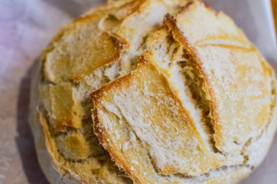 sourdough artisan loaf