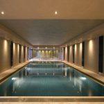Deck Level And Infinity Pool Designs Aqualia Pools