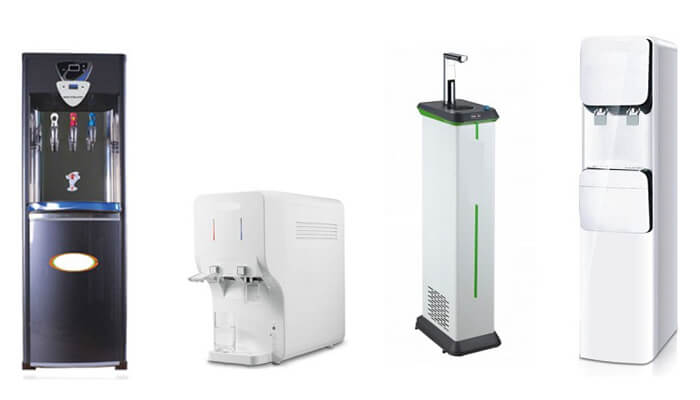 Currently there are many types of water purifiers on the market