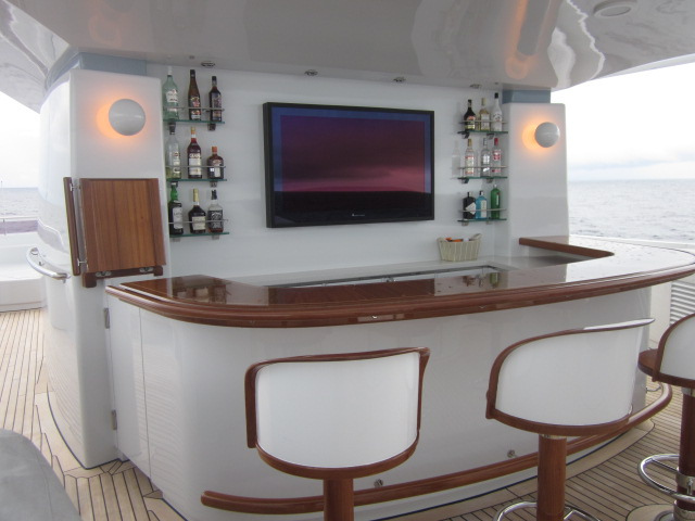 Super Yacht Digital Display Screen