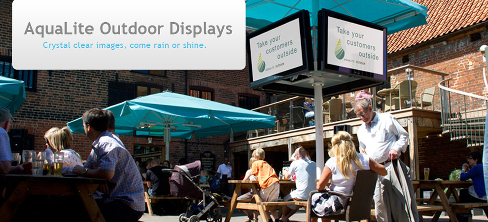 UK Outdoor TV Screens