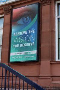 London Medical Advertising Billboards
