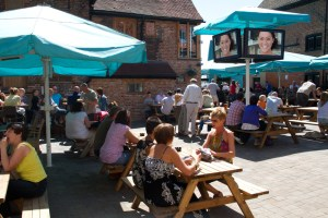 Outdoor TV Screens For Pubs