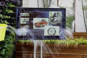 Outdoor TV –  Heat, Humidity, Dust, Insect & Damp Proof TV