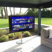 Waterproof Outdoor TV Screens