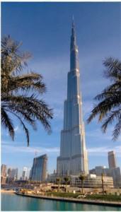 Aqua Mix Burj Khalifa