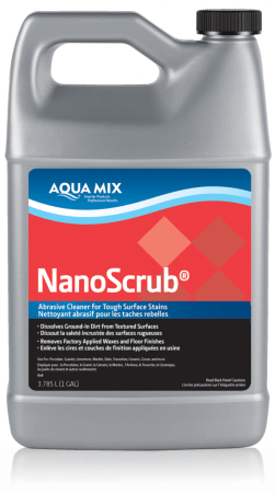 NanoScrub