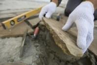moisture sensitive stone