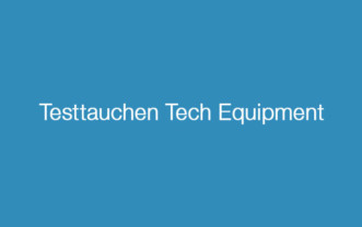 Testtauchen Tech Equipment