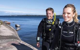 Fun Dives – Tauchen im Winter mit Aquanaut                         (Nur die Harten….)