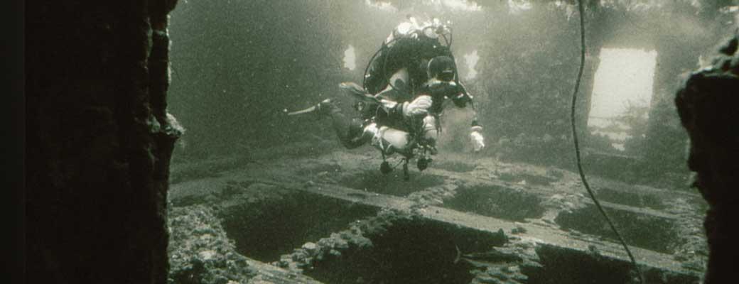 ANDI Technical Trimix Diver