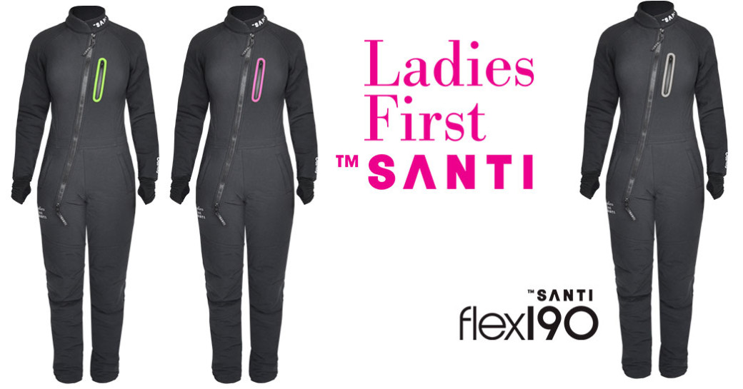 Flex 190 Ladies First