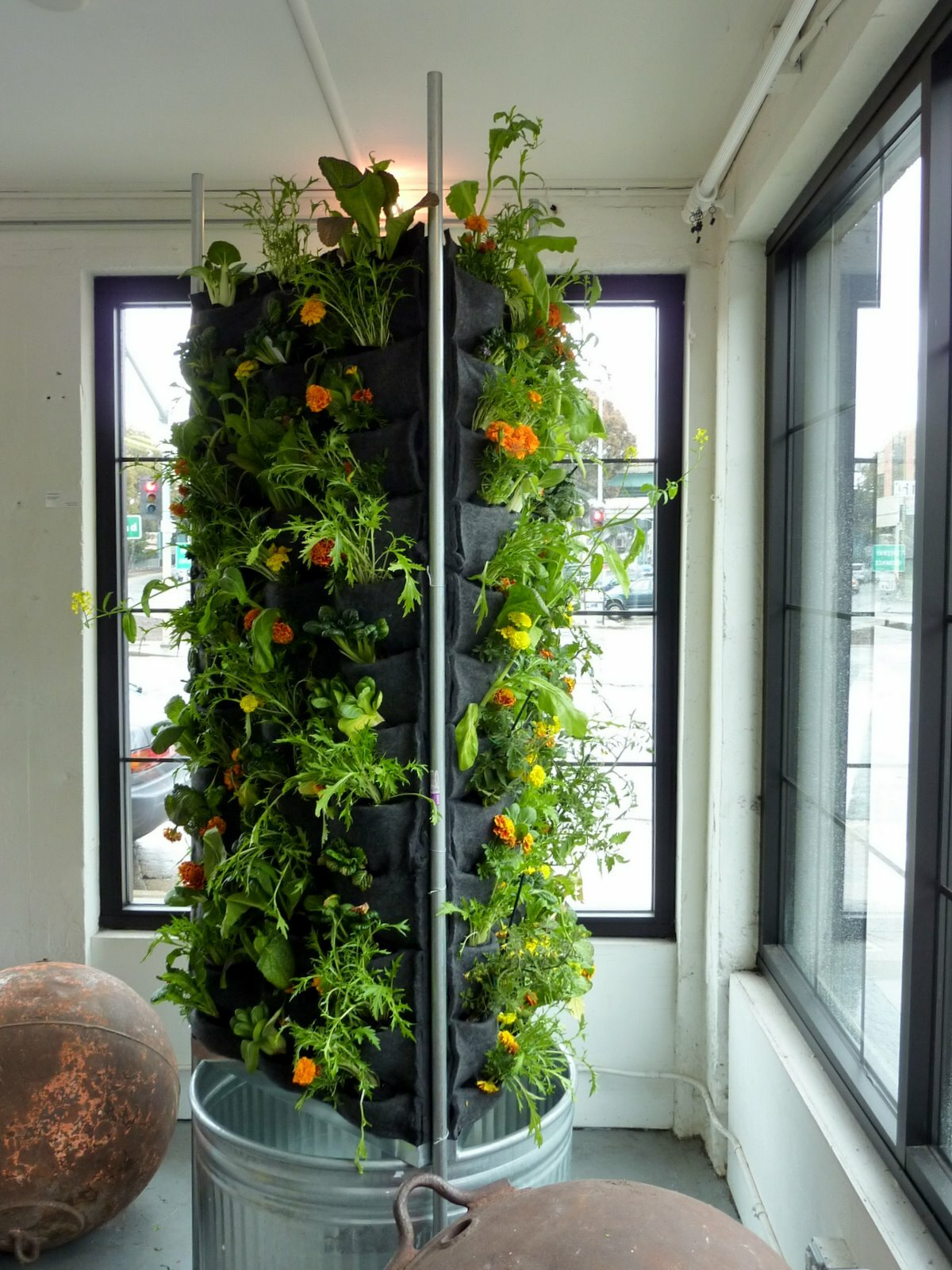Vertical Gardening Systems