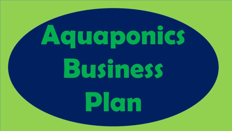 aquaponics business plan