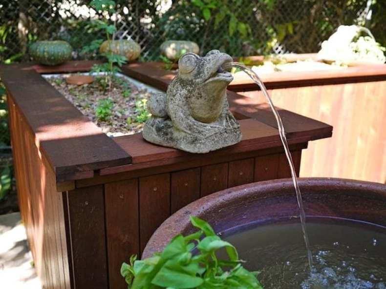 Les bassins poissons et bacs de culture pour l 39 aquaponie for Bac pour bassin poisson