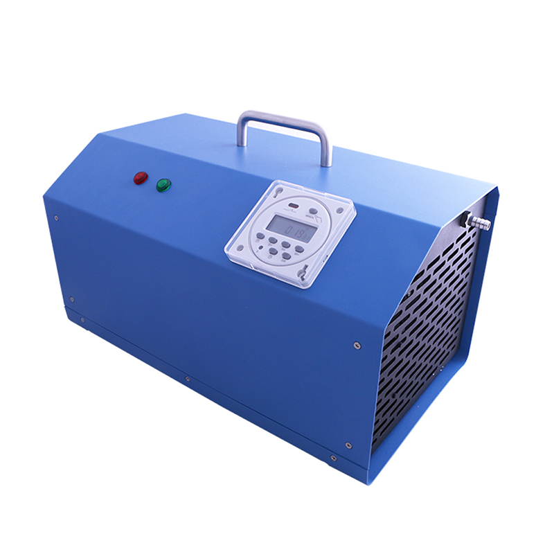 Portable ozone machine