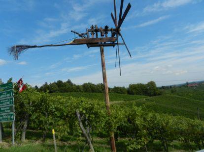 klapotetz, steiermark, steirische weinstrasse, styria, landschaft, landscape, weingarten, weingärten, vine yard