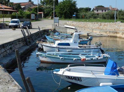 hafen, port, istrien, harbor, seaport, fischerhafen, havre