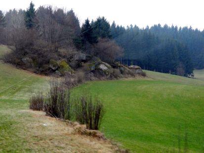 bäume, trees, arbres, landschaft, landscape, paysage, winter, hiver, waldviertel