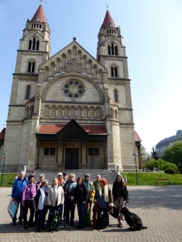 kirche, church, église, mexikoplatz,