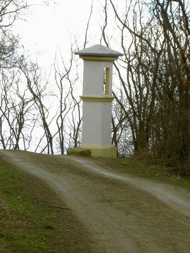 wald, forest, bois, bäume, trees, arbres, kapelle, chapel, chapelle, marterl, akazie, retzbach