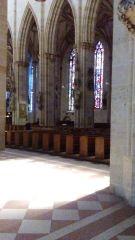 kirche, church, église, chiesa, templo, münster, cathedral, minister, cathédrale, chiesa collegiata, catedral, Ulm, Kreuzaltar, Ulmer Münster,