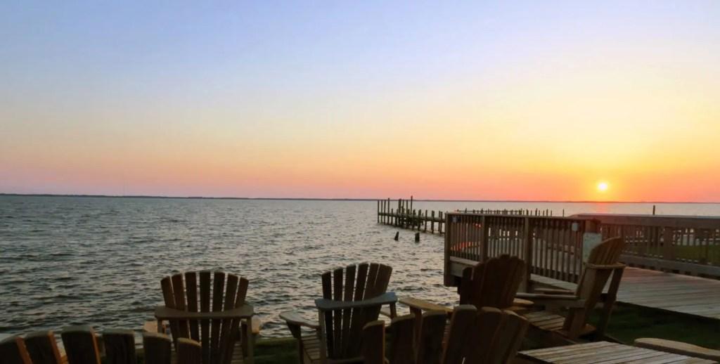 Waterfront Sunsets at AQUA