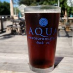 Delicious local beer