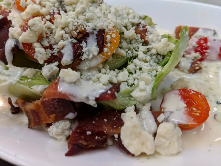 Summer Wedge Salad at AQUA Restaurant