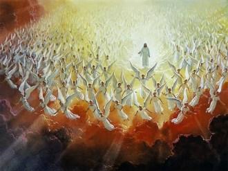 Angels ejército Jesucristo