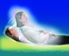 Astral-Projection-Woman for Paranormal People - Aquarian Radio