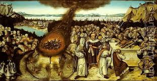 Elijah vs Baal Jez