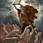 MOSES: SITCHIN'S VERSION: ETS FROM NIBIRU PLAY MARDUK'S PHARAOH VS ENLIL'S PAWN