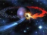 NIBIRU SMOTE EARTH 4 BILLION YEARS AGO: Web Radio, Article, Full Illustration