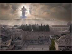 Jesus in Israel Painting by GIGI