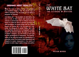 Peter Moon - Sample #2 White Bat Cover #4 May 8
