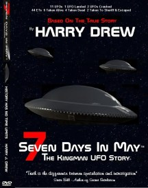 7 Days In May DVD Case Wrap - Front Cover-Spine TM- Copyright 2014 b