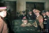 Hitler at cornerstone ceremony, Fallersleben Volkswagen Works, 1938 (16)