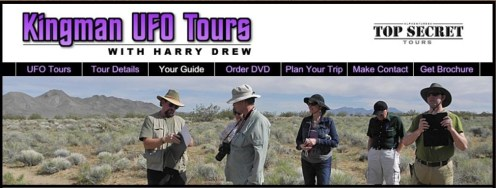 Kingman UFO Tours