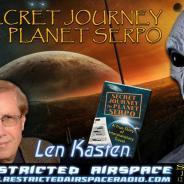 Len Kasten ~ 04/12/15 ~ Sacred Matrix ~ Revolution Radio