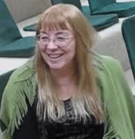 Janet Kira Lessin Anunnaki Presentation Smiling Capture