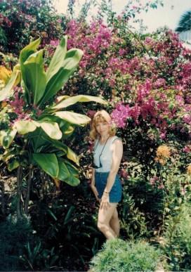 Janet Kira Lessin Big Island Flowers 1995 Image (11)